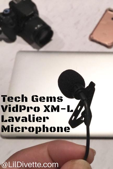 Canon EOS Rebel T5i Digital Camera Vidpro External XM-L Lavalier Microphone